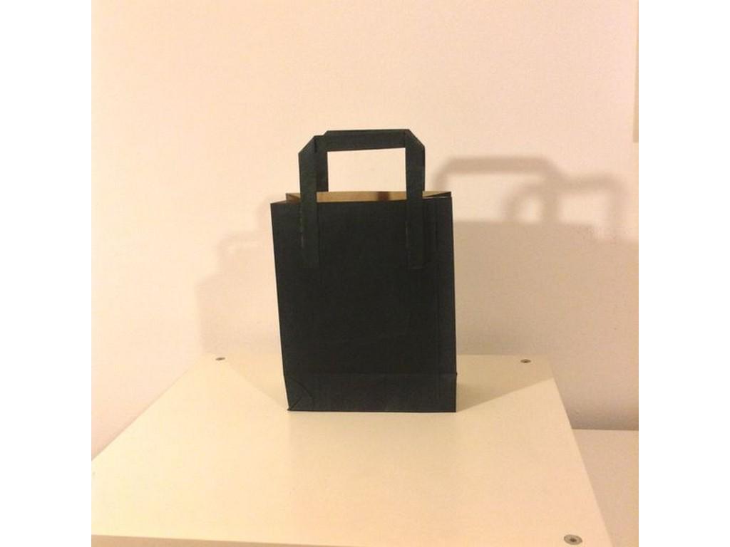 bb83974bb9 οικολογικές τυπωμένες τσάντες χάρτινες χάρτινες τσάντες κραφτ για εμπορικά  καταστήματα
