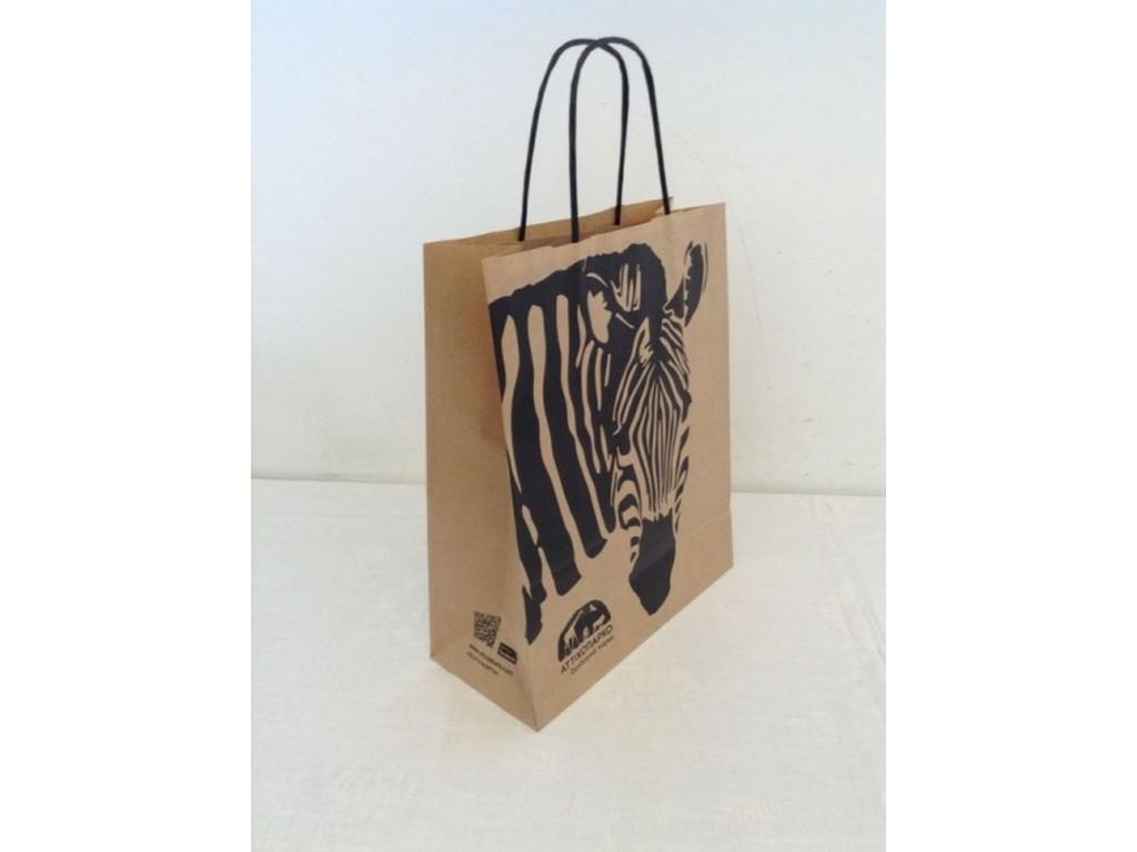 κράφτ οικολογικές τσάντες για delivery τσάντες  delivery για εστιατόρια καφέ ζαχαροπλαστεία πιτσαριες
