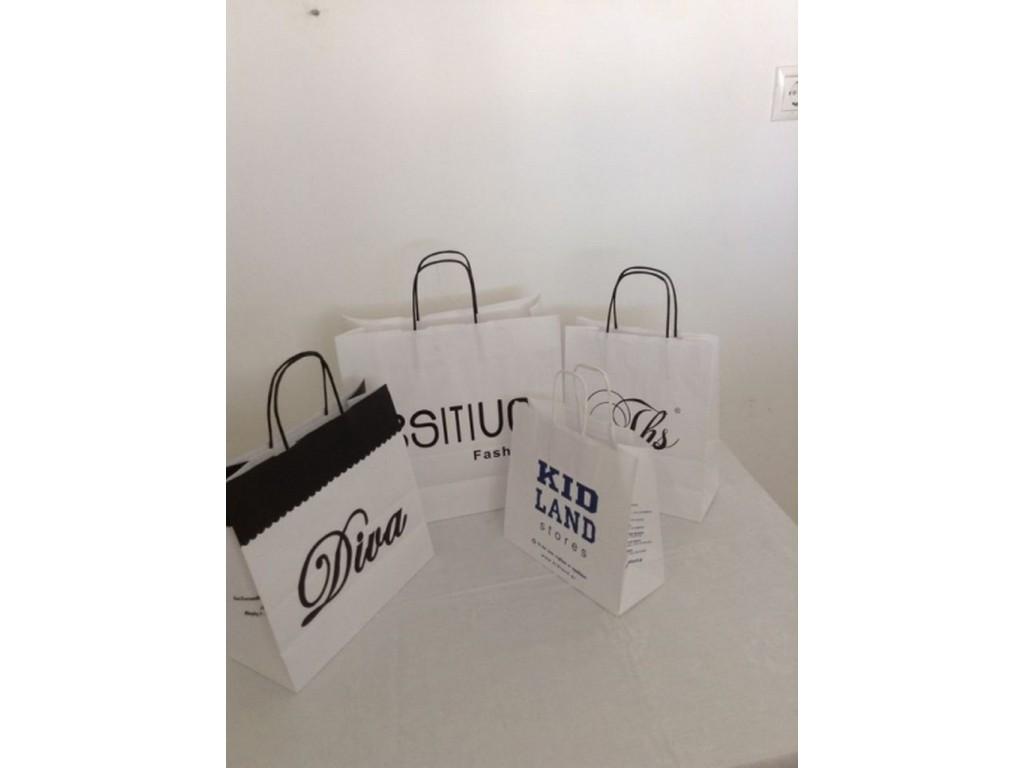 χάρτινες τσάντες κραφτ εστιατόρια και καταστήματα εμπορικά τσάντες delivery  για εστιατόρια καφέ ζαχαροπλαστεία πιτσαριες 1948d91e1db