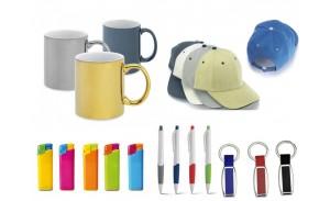 Διαφημιστικά δώρα κούπες καπέλα αναπτήρες